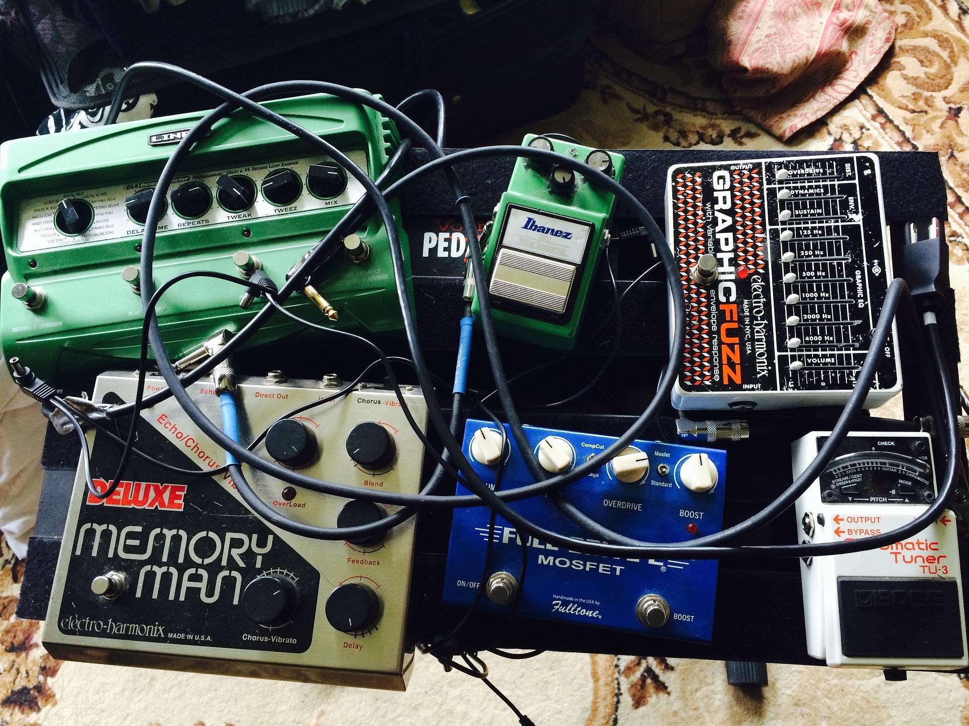 Attrezzatura per musicisti